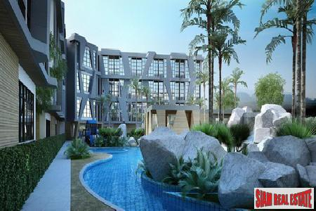 Sea View Apartment in Nai Harn Development Priced to Sell