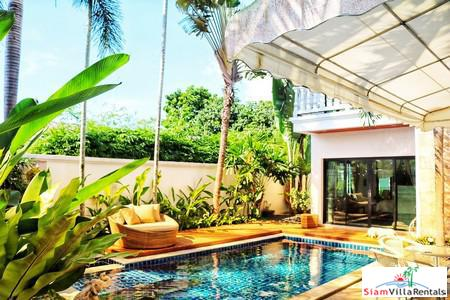 Three Bedroom Tropical  Luxury Pool Villa  for Rent in Cherngtalay, Phuket