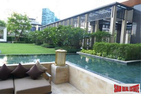 Two Bedroom Condo Located on the 32nd Floor with Fantastic Views in Sathorn