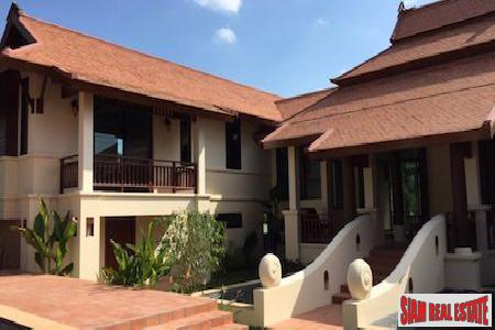 Traditional Lanna Style Pool Villa in Nam Phrae, Chiang Mai