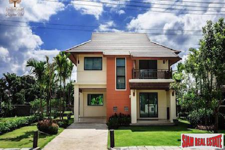 Fully Furnished 3 Bedroom in Small, Upscale Development in Hang Dong Nong Khwai, Chiang Mai