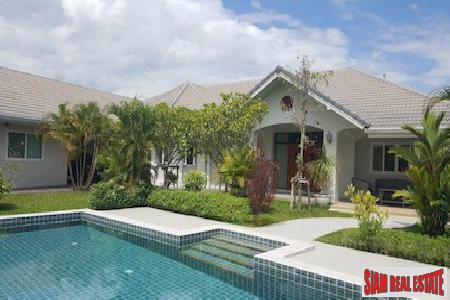 Large Four Bedroom with Salt Water Pool in Mae On, Chiang Mai