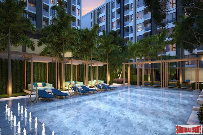 New Studios in Luxury Hotel-Style Condominium Development, Surin Beach
