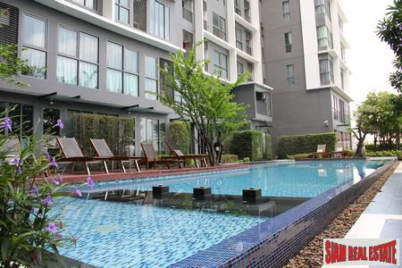 One Bedroom Duplex with Open Green Views Near On Nut, Bangkok