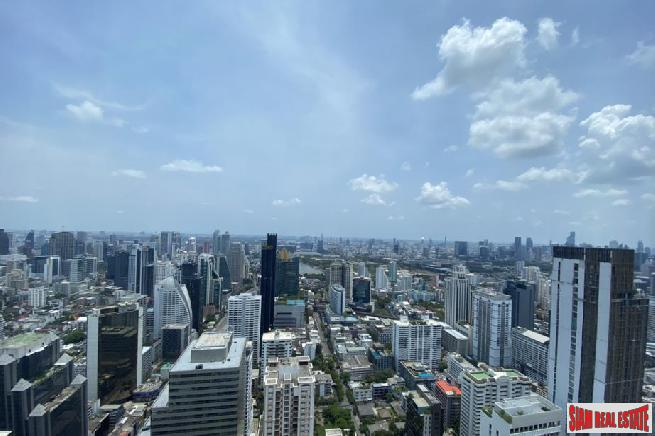 Penthouse Two Bed Luxury Condos Being Developed in the Heart of the Asoke District, Bangkok
