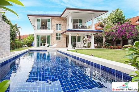 5 Bedrooms Luxury Pool Villa with Massive Garden Area for Rent in Bangsarey
