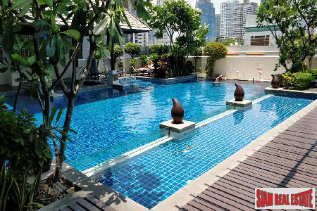 Sunny Two Bedroom Corner Unit on Sukhumvit 11