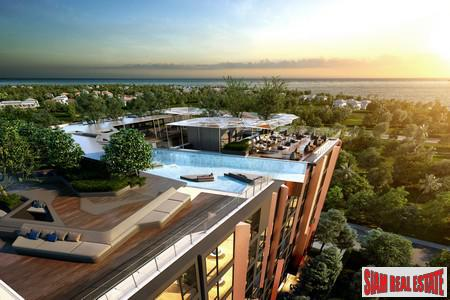 New Luxury Condo for investment in North Pattaya Close to Terminal 21 Mall