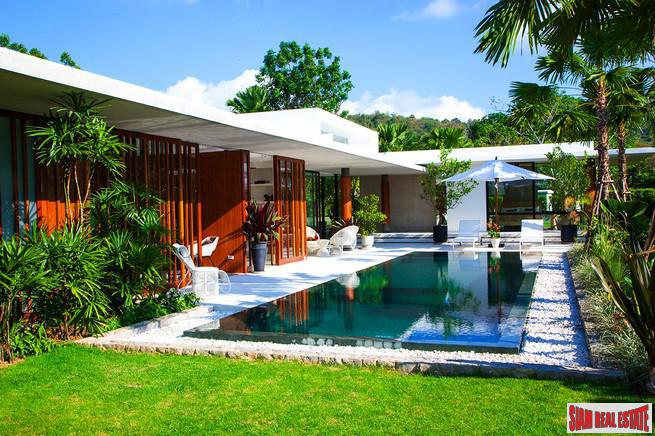 Tropical Sanctuary Luxury Villa that offers leThe Best Lifestyle for the Young at Heart