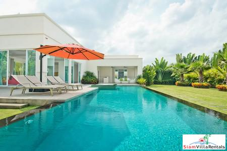 Uniquely designed luxury homes situated near the Mapbrachan Lake - East Pattaya