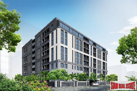 Exciting New Low Rise Condo at Thong Lor by Thai and Japanese Developers
