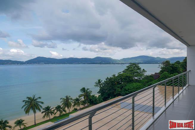 Waterside Condo | Breathtaking Sunset Views from this Three Bedroom in Ao Yon