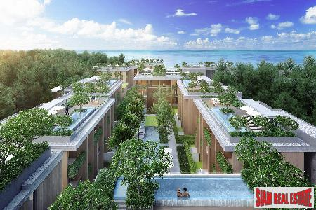 New Luxury One Bedroom with Sea View in Kamala, Phuket
