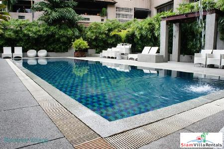 Bright and Sunny Furnished Three Bedroom on Sukhumvit 41, Bangkok