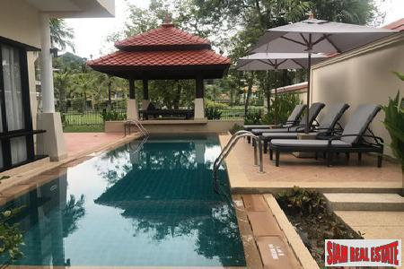 Luxury Two Storey Pool Villa for Rent in Laguna, Phuket