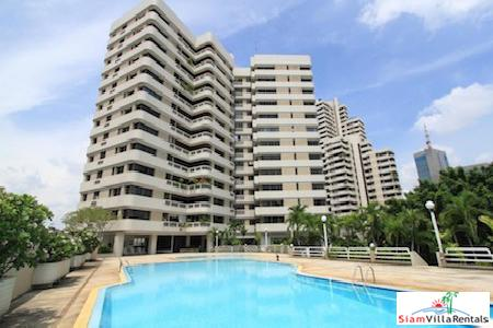 Extra Large Three Bedroom Family Style Condo for Rent on Sukhumvit 26