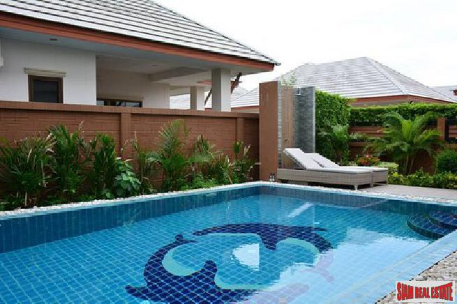 Quick Sale! Beautiful 3 beds Unfurnished Family House with Big Private Pool Villa