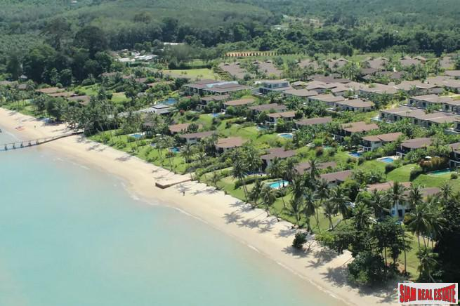 Beachfront Living in a Resort Atmosphere,  Koh Maprao, Phuket