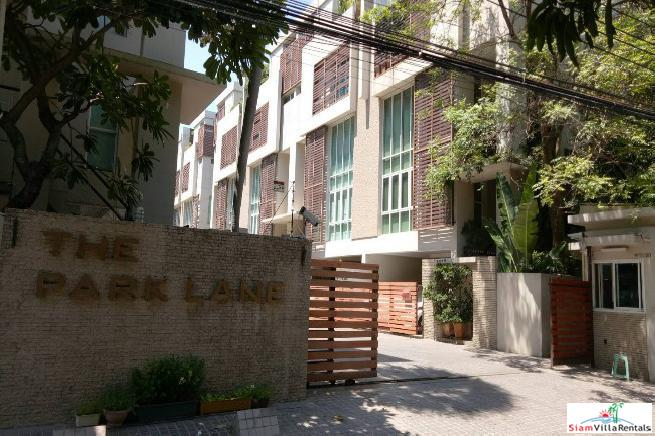 The Park Lane | Four Storey Townhouse in Strategic City Location, Ekkamai
