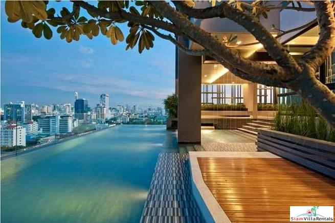 Two Bedroom Corner Unit for Rent in Ari, Bangkok
