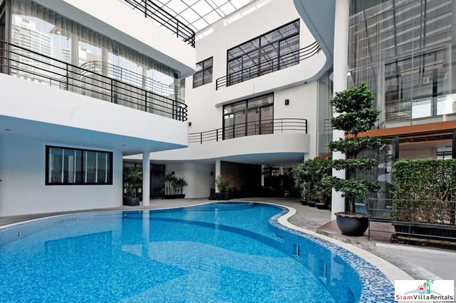 Contemporary Two Bedroom in Low Density Building on Sukhumvit 24