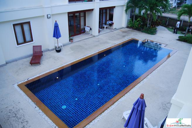 Large Two Bedroom Apartment for Rent Near the Beach in Surin