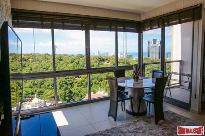 2 Bedroom Luxury Condo on The Base of Pratumnak Hills South Pattaya