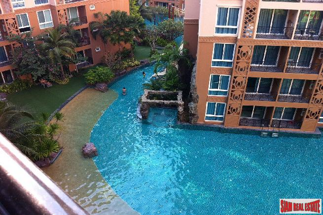 2 brs resort style condominium for sale - Jomtien