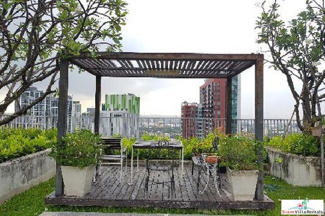 Two Bedroom with Nice City Views Located Near BTS Phra Khanong, Bangkok