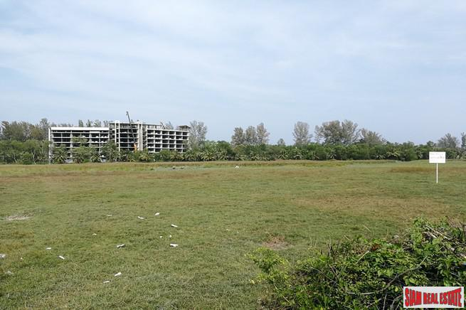 5 Rai Land Plot Extremely Close to World Famous Bang Tao Beach