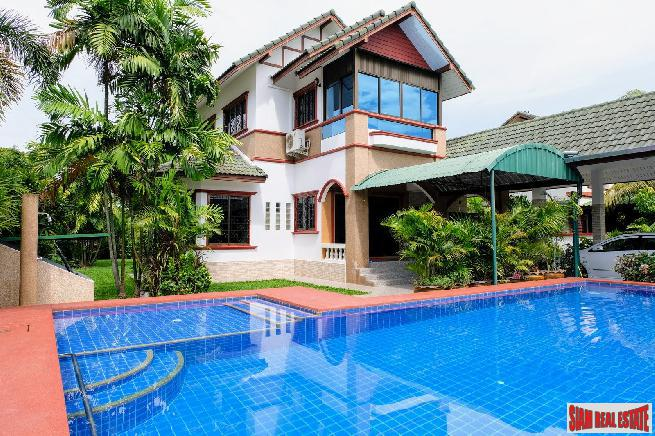 Two Storey Family House in Secure Estate with Large Private Pool, Doi Saket, Chiang Mai
