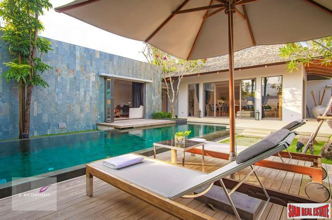 New Exclusive Bali-Style Pool Villas 19