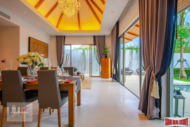 New Exclusive Bali-Style Pool Villas 22