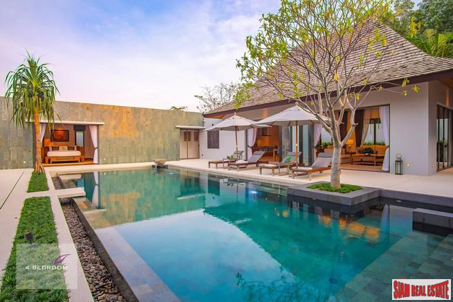 New Exclusive Bali-Style Pool Villas 4
