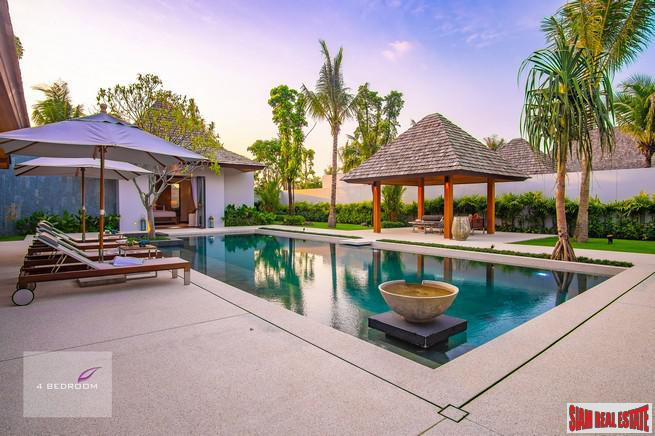 New Exclusive Bali-Style Pool Villas 5