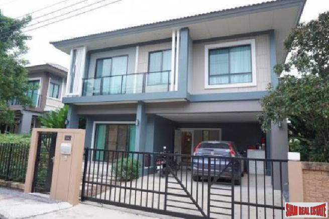 Two Storey Three Bedroom Family Home for Sale in Suan Luang