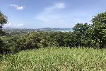 Breathtaking Sea Views from this Hillside Land in Chalong, Phuket