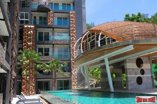 Emerald Terrace | Modern One Bedroom in World Famous  Patong, Phuket