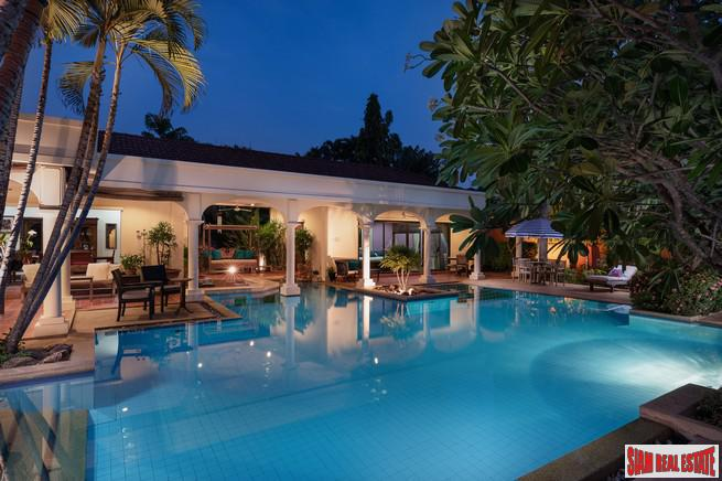 Exceptional Large Pool Villa in Secure Estate, Rawai, Phuket