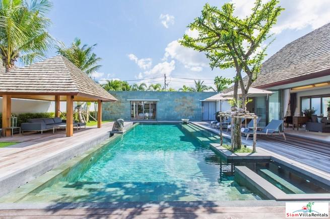 Fantastic Four Bedroom Home with Many Extras in Layan, Phuket