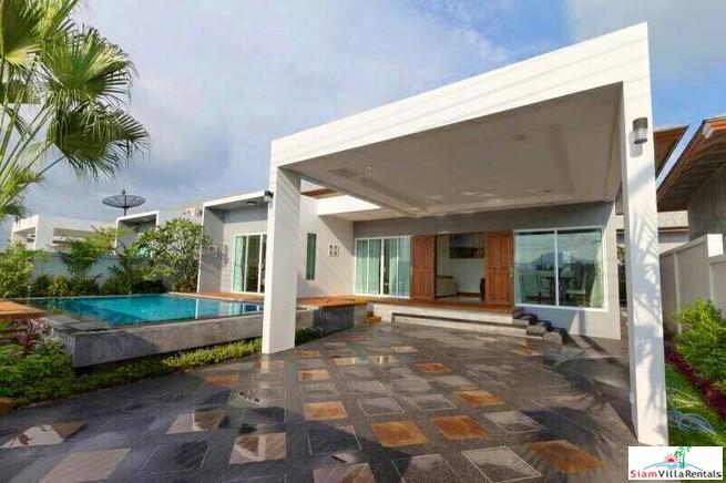 Modern, Clean and Convenient Three Bedroom with Pool in Thalang