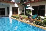 Three Bedroom Thai Style Pool Villa Near Laguna, Phuket