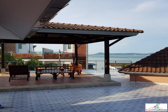 Contemporary Thai Style Three Bedroom House with Fantastic Sea Views, Rawai