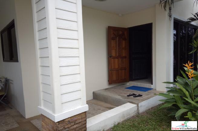 Cozy Two Bedroom with Yard in Rawai, Phuket