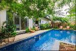 Bright and Airy Three Bedroom with Private Pool and Roof Top Sala, Thalang
