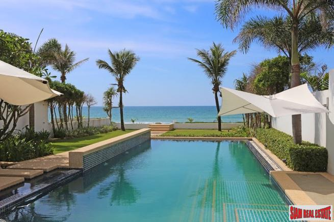 Sea View and Beautiful Sunsets from this Two Bedroom Pool Villa in Natai, Phang Nga