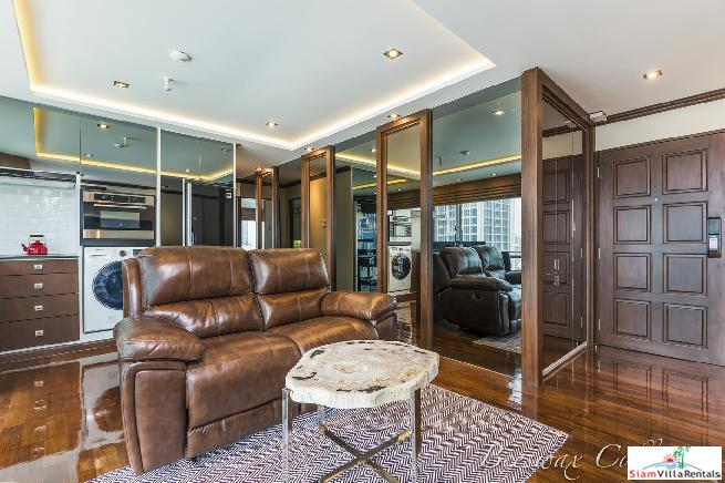 Classy One Bed Condo on 3