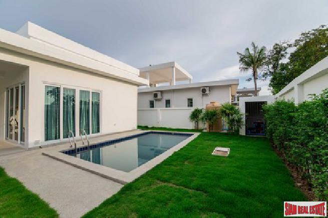 2 Beds Modern Style Properties - Superb Level Of Construction - Just On The Outskirts Of Pattaya