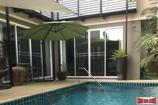 Modern Four Bedroom Home with Saltwater Pool in Sansai, Chiang Mai