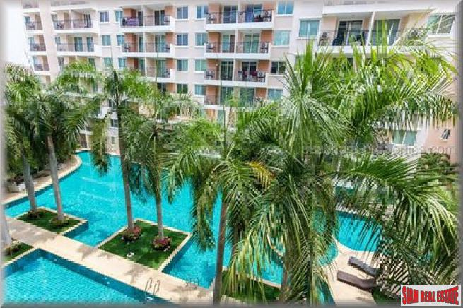 Tropical Garden Condominium for Sale on Pratumnak Hills